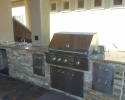 Personal Touch Landscape - Outdoor Kitchen 26