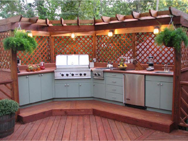 Personal Touch Landscape - Outdoor Kitchens 06